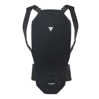 DAINESE - AUXAGON BP 2 - Protección dorsal stretch-limo/black