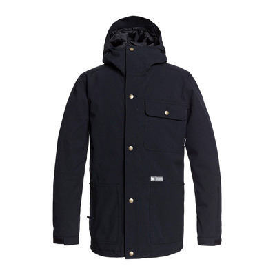 DC SHOES - SERVO JACKET M SNJT KVJ0 Homme BLACK