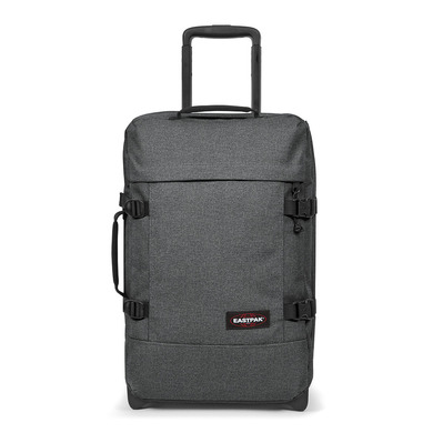 EASTPAK - TRANVERZ S 42L - Koffer - black denim