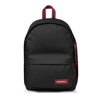EASTPAK - OUT OF OFFICE 27L - Sac à dos blakout stip red