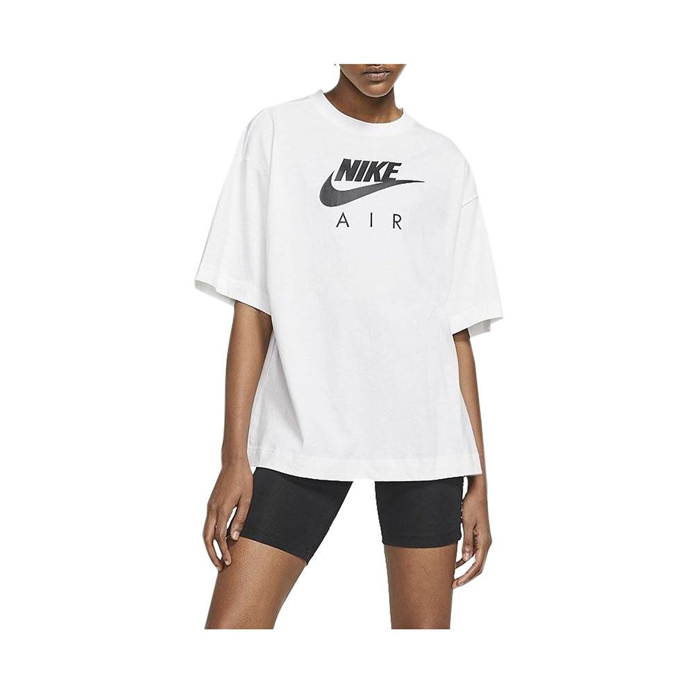 distrito Previamente habilitar  NIKE Nike AIR - Camiseta mujer white/black - Private Sport Shop