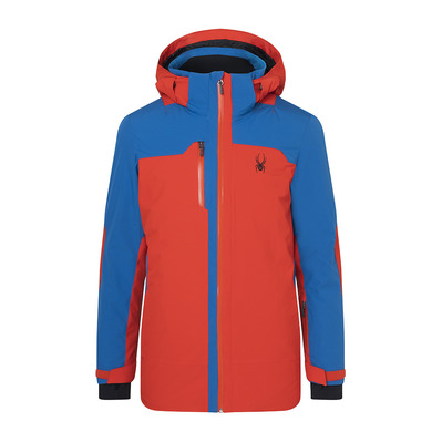 SPYDER - WHISTLER - Veste ski Homme bright red