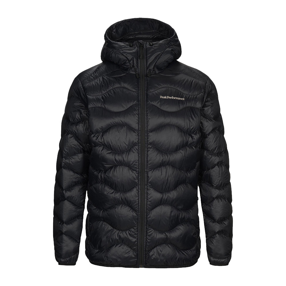 PEAK PERFORMANCE - Peak Performance HELIUM - Anorak hombre black
