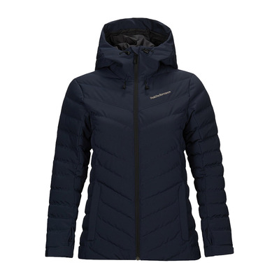 PEAK PERFORMANCE - FROST - Doudoune ski Femme blue shadow