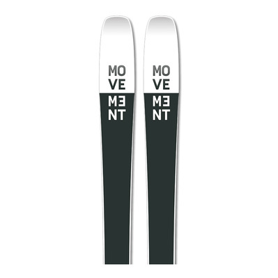 MOVEMENT - GO TI 90 - Skis all-mountain Homme