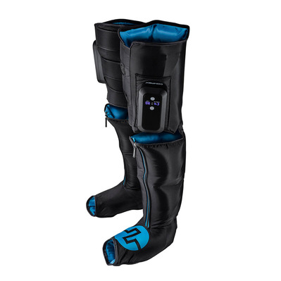 COMPEX - COMPRESSION BOOTS SET INTL VERSION Unisexe Noir bleu