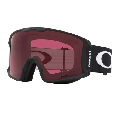 OAKLEY - LINE MINER XL - Masque ski matte black/prizm snow dark grey