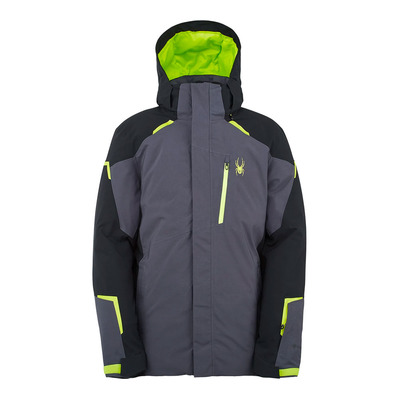 SPYDER - COPPER GTX - Veste ski Homme dark grey