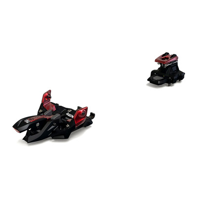 MARKER - ALPINIST 12 black - red Unisexe black - red