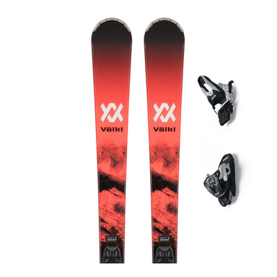 VOLKL - DEACON 75 + VMOTION 10 GW - Pack de Esquís All-mountain + Fijaciones hombre