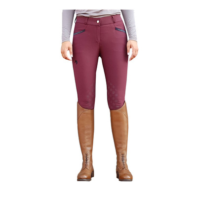 JACSON - HEDVIG - Silicone Pants - Junior - burgundy