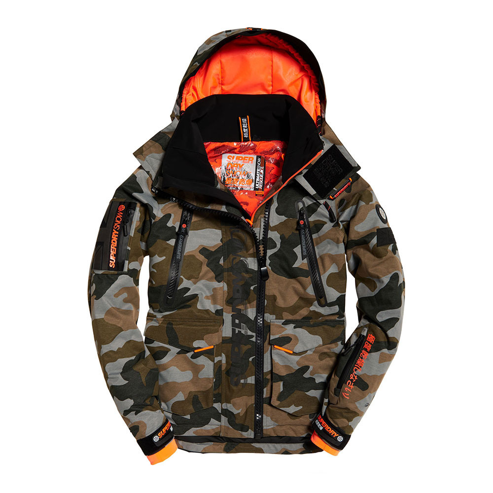 تلكس حافة نيابة عن Ultimate Snow Rescue Jacket Superdry Cmaptv Org