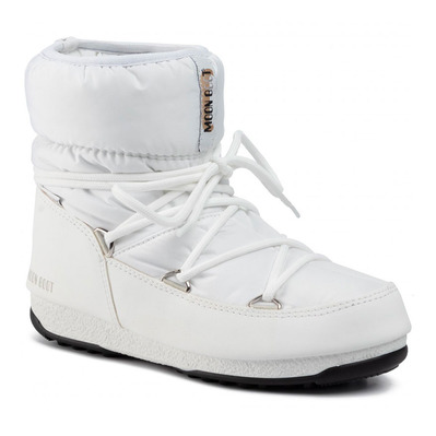 MOON BOOT - LOW NYLON WP 2 -Apres-Ski - Women's - white