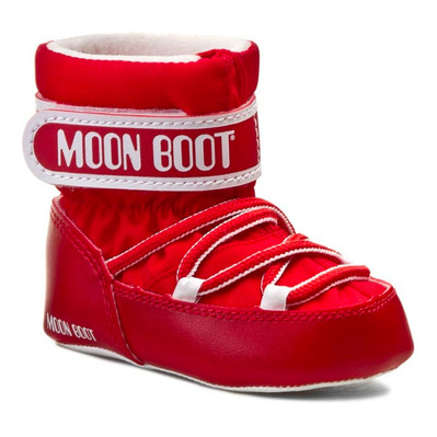 MOON BOOT - CRIB - Apres-Ski - Junior - red