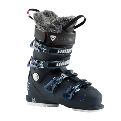 ROSSIGNOL - PURE 70 - BLUE BLACK Femme BLUE BLACK