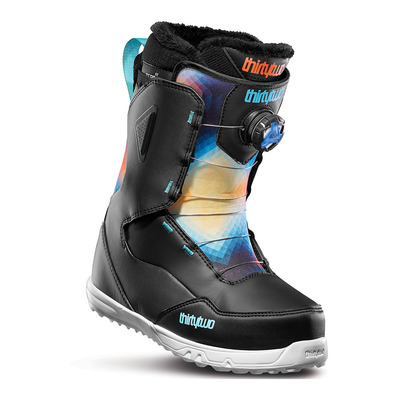 THIRTYTWO - Thirty Two ZEPHYR 870 19/20 - Snowboard Boots - Women's - black blue white