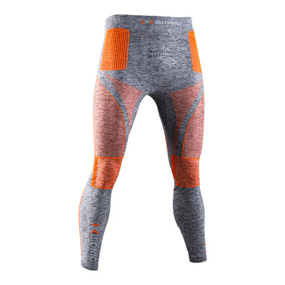 X-BIONIC - ENERGY ACCUM MEL P M - Tight - Men's - grey marl/orange