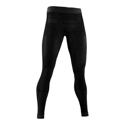 X-BIONIC - APANI MERINO P M - Tights - Men's - black/black