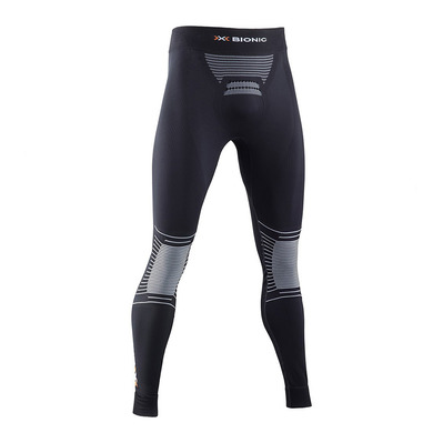X-BIONIC - ENERGIZER P M - Tights - Men's - opal black/arctic white