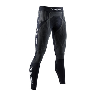 X-BIONIC - THE TRICK RUN P M - Tights - Men's - black/charcoal