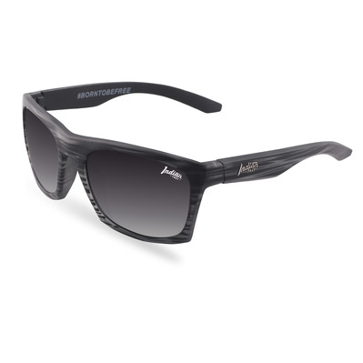 THE INDIAN FACE - BARREL - Polarised Sunglasses - grey/black
