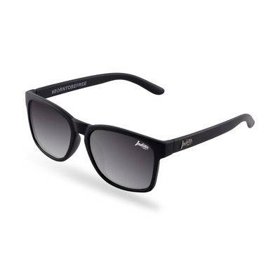 THE INDIAN FACE - FREE SPIRIT - Polarised Sunglasses - black/black