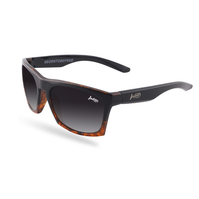 THE INDIAN FACE - BARREL - Polarised Sunglasses - tortoise/black