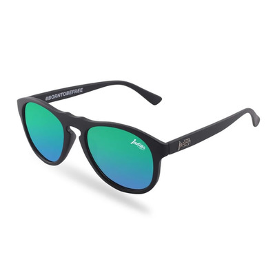 THE INDIAN FACE - EXPEDITION - Polarised Sunglasses - black/green