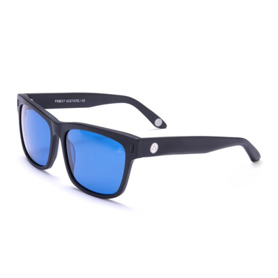 ULLER - USHUAIA - Polarised Sunglasses - black/blue