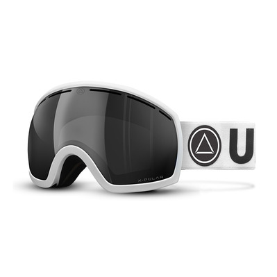 ULLER - VERTICAL - Photochromic Ski Goggles - white/black
