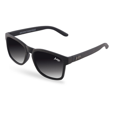 THE INDIAN FACE - FREE SPIRIT - Polarised Sunglasses - wood/black