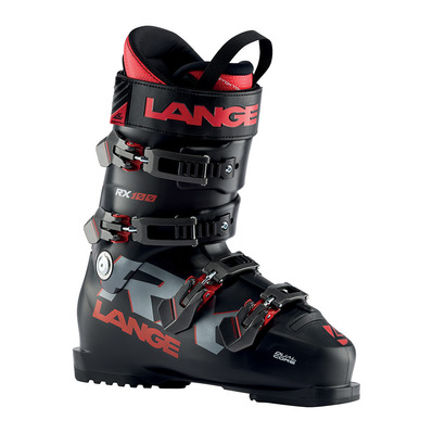 LANGE - RX 100 (BLACK - RED) Unisexe BLACK - RED