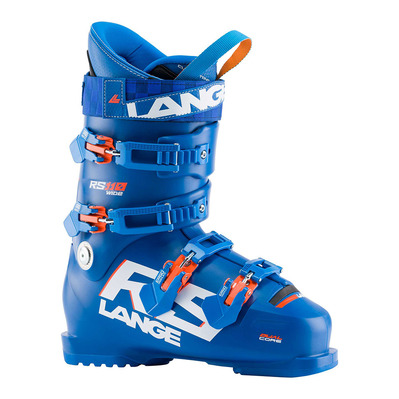 LANGE - RS 110 WIDE - Chaussures ski Homme power blue