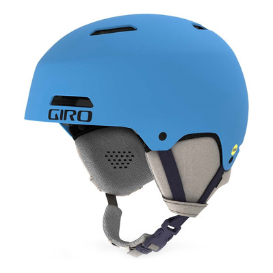 GIRO - LEDGE FS MIPS - Casque ski matte shock blue