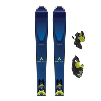 DYNASTAR - SPEEDZONE 4X4 82 + NX12 K.GW - Pack skis all-mountain + Fixations