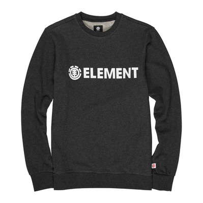 ELEMENT - BLAZIN - Sweat Homme charcoal heathe
