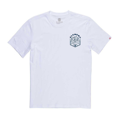 ELEMENT - SORA - T-shirt Uomo optic white