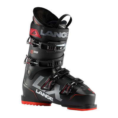 LANGE - LX 90 - Chaussures ski Homme black/green red