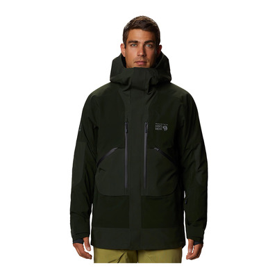 MOUNTAIN HARDWEAR - Cloud Bank™ Gore-Tex Insulated Jacket Homme Black Sage