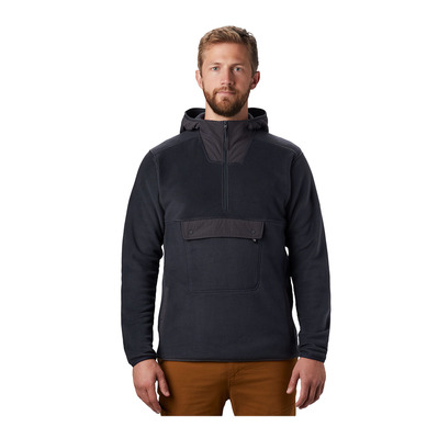 MOUNTAIN HARDWEAR - UNCLASSIC - Polar hombre dark storm