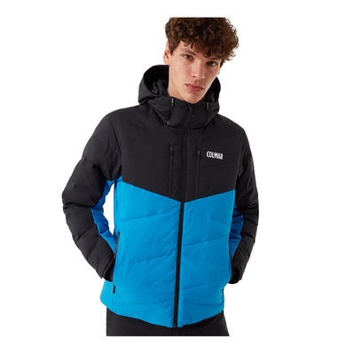COLMAR - M. DOWN SKI JACKET Homme PEACOCK-BLACK1064-1VC-272