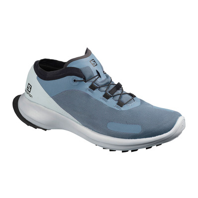 SALOMON - SENSE FEEL - Scarpe da trail Uomo feel flint/pearl blue/black
