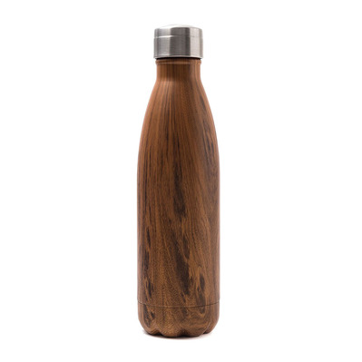 YOKO DESIGN - 1550 - Termo 500ml wood finish