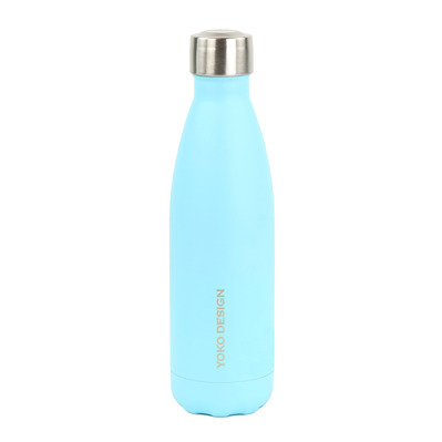 YOKO DESIGN - 1826 - Borraccia isotermica 500ml pastel blue sky
