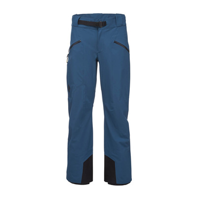 BLACK DIAMOND - RECON STRETCH - Pantaloni da sci Uomo midnight
