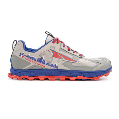 ALTRA - LONE PEAK 4.5 - Chaussures trail Homme chamonix gray/blue