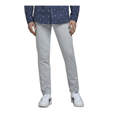 JACK & JONES - MARCO CUBA AKM 1026 - Chino Homme light gray