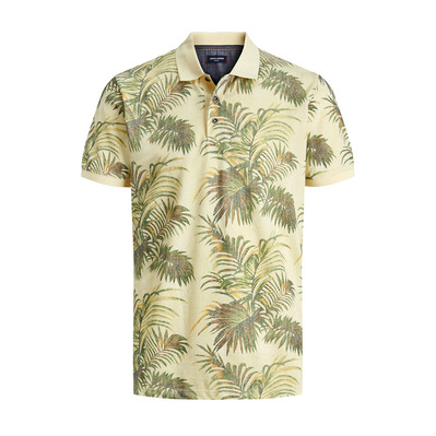 JACK & JONES - MALE JPRMAX - Polo Homme pear sorbet