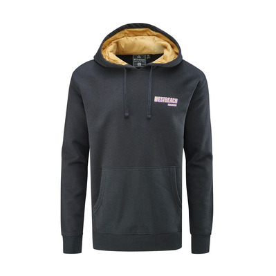 WESTBEACH - HOMETOWN OVERHEAD - Sudadera hombre black