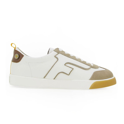 FAGUO - WELLINGTON - Zapatillas crema